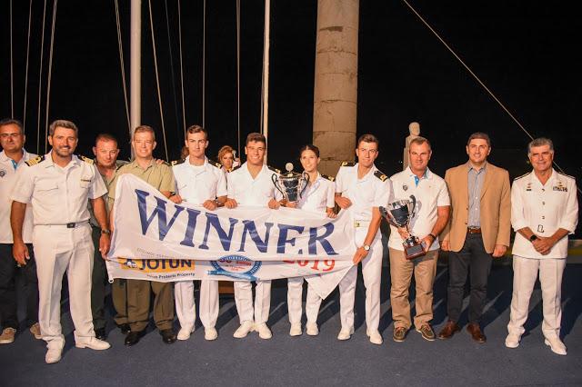 56ο Ράλλυ Αιγαίου: Ποια ομάδα του Πολεμικού Ναυτικού βραβεύτηκε – ΦΩΤΟ - Φωτογραφία 1