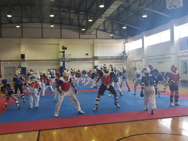 Ο Κακαρέλης Νίκος επικεφαλής  προπονητής στα μεγαλύτερα camp  taekwondo και Kick Boxing του Ιουλίου - Φωτογραφία 10