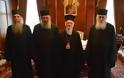 12351 - Ο Οικουμενικός Πατριάρχης τον Οκτώβριο στο Άγιο Όρος