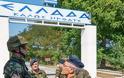 Επίσκεψη Αρχηγού ΓΕΣ στην Περιοχή Ευθύνης XVI- ΧΙΙ M/K ΜΠ και 50 Μ/Κ ΤΑΞ