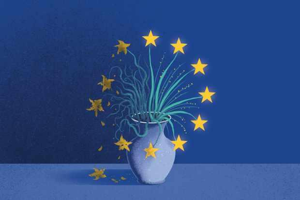 Η Ενωμένη Ευρώπη δεν πιστεύει ούτε σε Πατρίδες, ούτε σε σημαίες, ούτε σε Χριστό, ούτε σε Αιώνια Ζωή - Φωτογραφία 1