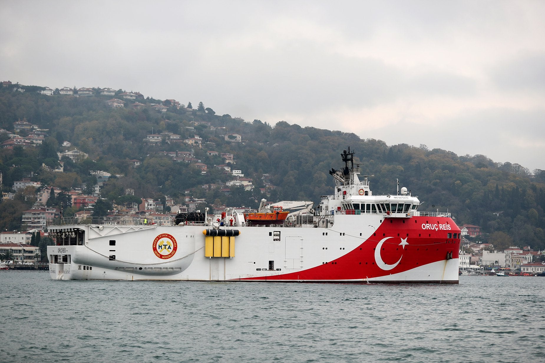 Το πλήρες σχέδιο της Τουρκίας για Καστελόριζο-Α.Μεσόγειο: Έρευνες, γεωτρήσεις & δημιουργία τετελεσμένων – Σε ετοιμότητα η Αθήνα - Φωτογραφία 1