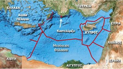 Το σχέδιο της Τουρκίας για Καστελόριζο και Ανατολική Μεσόγειο – Σεισμικές έρευνες, γεωτρήσεις και δημιουργία τετελεσμένων - Φωτογραφία 1