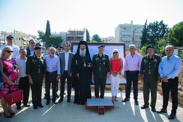 Επίσκεψη Αρχηγού ΓΕΣ στην Περιοχή Ευθύνης ΧΙΙ M/K ΜΠ και ΤΔ 41 ΣΠ - Φωτογραφία 1