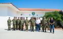 Επίσκεψη Αρχηγού ΓΕΣ στην Περιοχή Ευθύνης ΧΙΙ M/K ΜΠ και ΤΔ 41 ΣΠ - Φωτογραφία 12