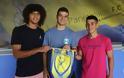 Ο 19χρονος ΓΕΡΑΣΙΜΟΣ (ΜΑΚΗΣ) ΜΑΠΑΚΑΔΗΜΑΣ απο την ΚΑΤΟΥΝΑ υπέγραψε επαγγελματικό συμβόλαιο με τον ΠΑΝΑΙΤΩΛΙΚΟ! - Φωτογραφία 5