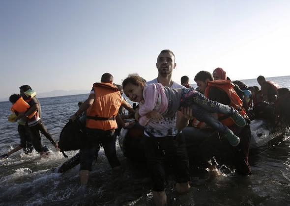 Έμφραγμα και πάλι στα νησιά λόγω του μεταναστευτικού - Φωτογραφία 1