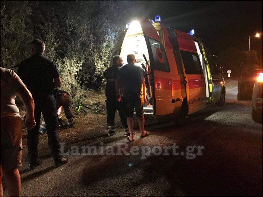 Αυτοκίνητο έπεσε πάνω σε παιδιά με ποδήλατα - Σκοτώθηκε 15χρονος - Φωτογραφία 2