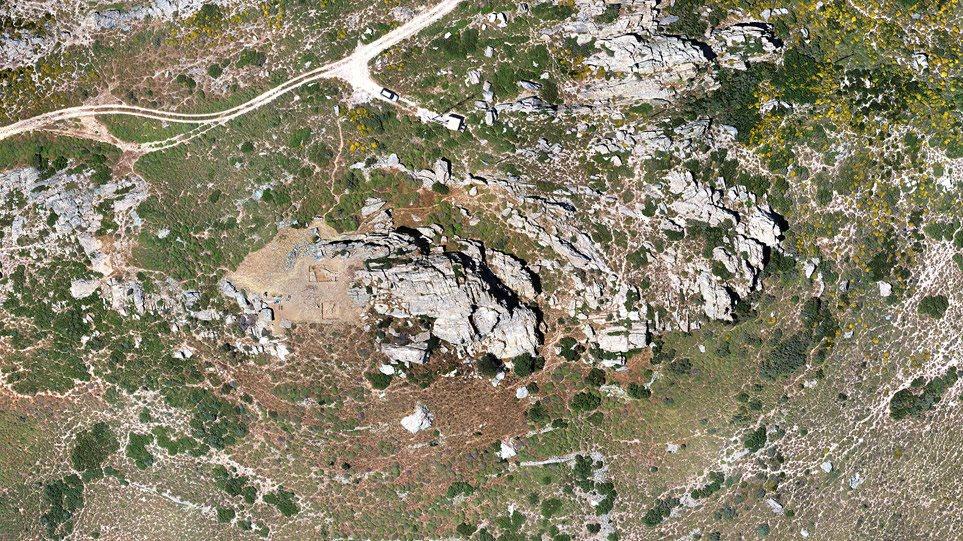 Σημαντικός προϊστορικός οικισμός στην Κάρυστο - Φωτογραφία 1