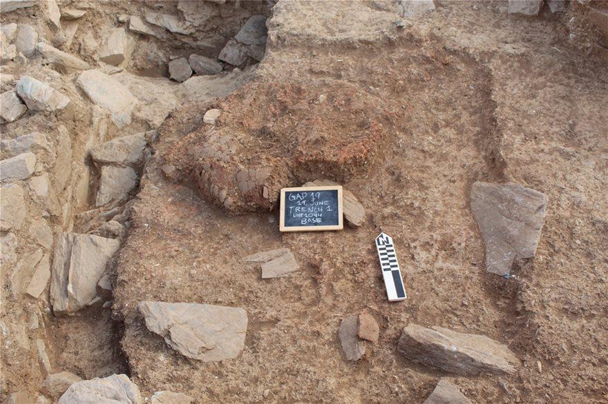 Σημαντικός προϊστορικός οικισμός στην Κάρυστο - Φωτογραφία 3