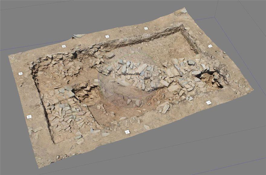 Σημαντικός προϊστορικός οικισμός στην Κάρυστο - Φωτογραφία 4