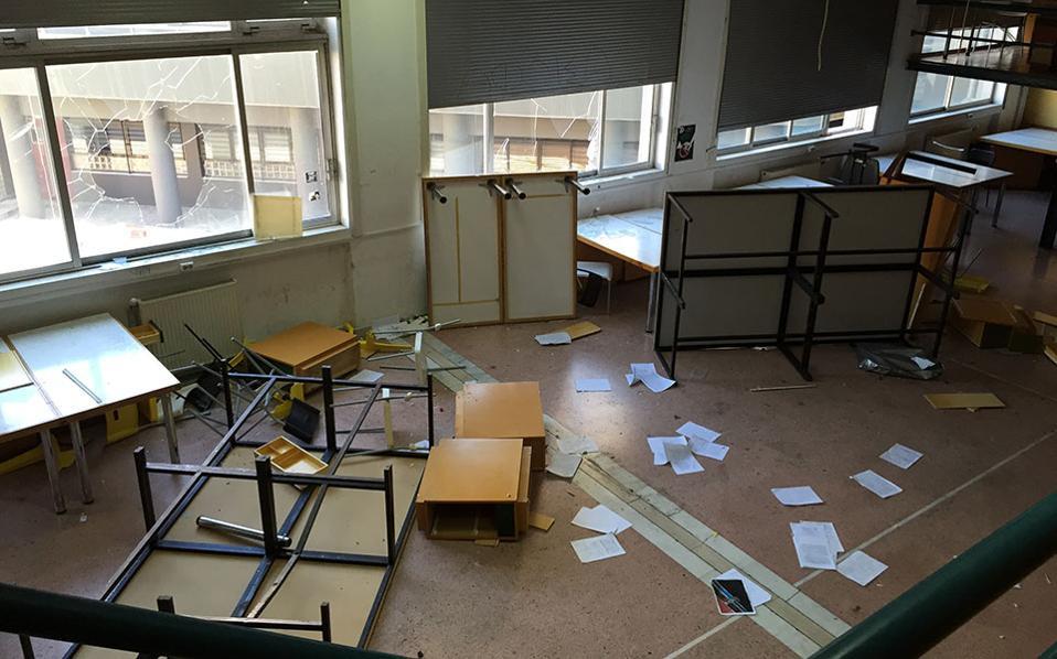 Το σχέδιο της ΕΛ.ΑΣ. για ειρηνική εκκένωση κατειλημμένων χώρων σε πανεπιστήμια - Φωτογραφία 1