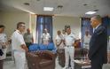Επισκέψεις ΥΦΕΘΑ Αλκιβιάδη Στεφανή στο Ναυτικό Νοσοκομείο Πειραιά και στο 2ο Συγκρότημα Αεροπορίας Στρατού - Φωτογραφία 4