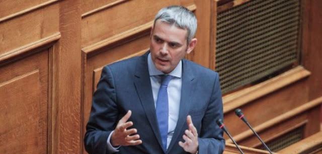 Νέος πρόεδρος της Ειδικής Μόνιμης Επιτροπής σωφρονιστικού συστήματος ο Κ. Καραγκούνης - Φωτογραφία 1