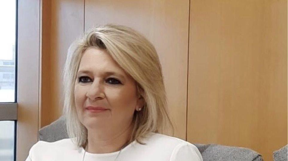 ΕΟΠΥΥ: Νέα αντιπρόεδρος η Θεανώ Καρποδίνη - Φωτογραφία 1