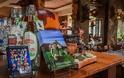 Μανιταροταβέρνα Αυλαίς Γρεβενά: Ενα ζωντανό μουσείο στην καρδιά της πόλης! (Φωτογραφίες) - Φωτογραφία 7