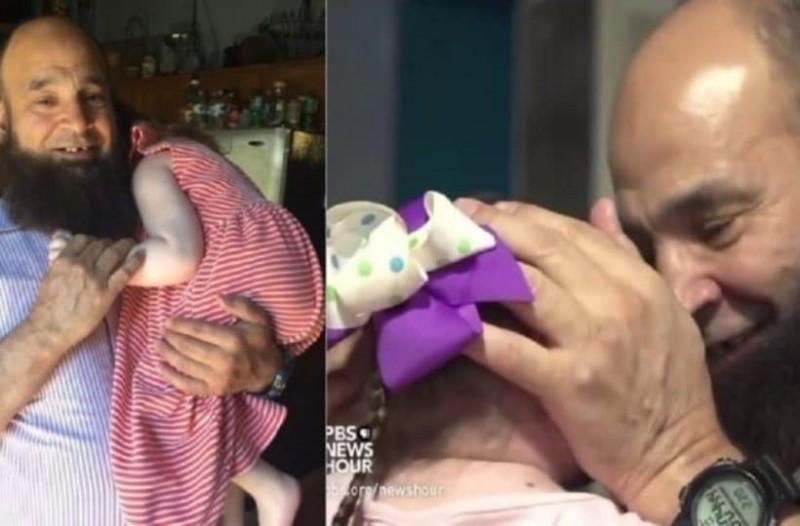Συγκινητικό: Ο άνθρωπος που υιοθετεί όσα καρκινοπαθή παιδιά εγκαταλείπουν στα νοσοκομεία οι γονείς τους - Φωτογραφία 1