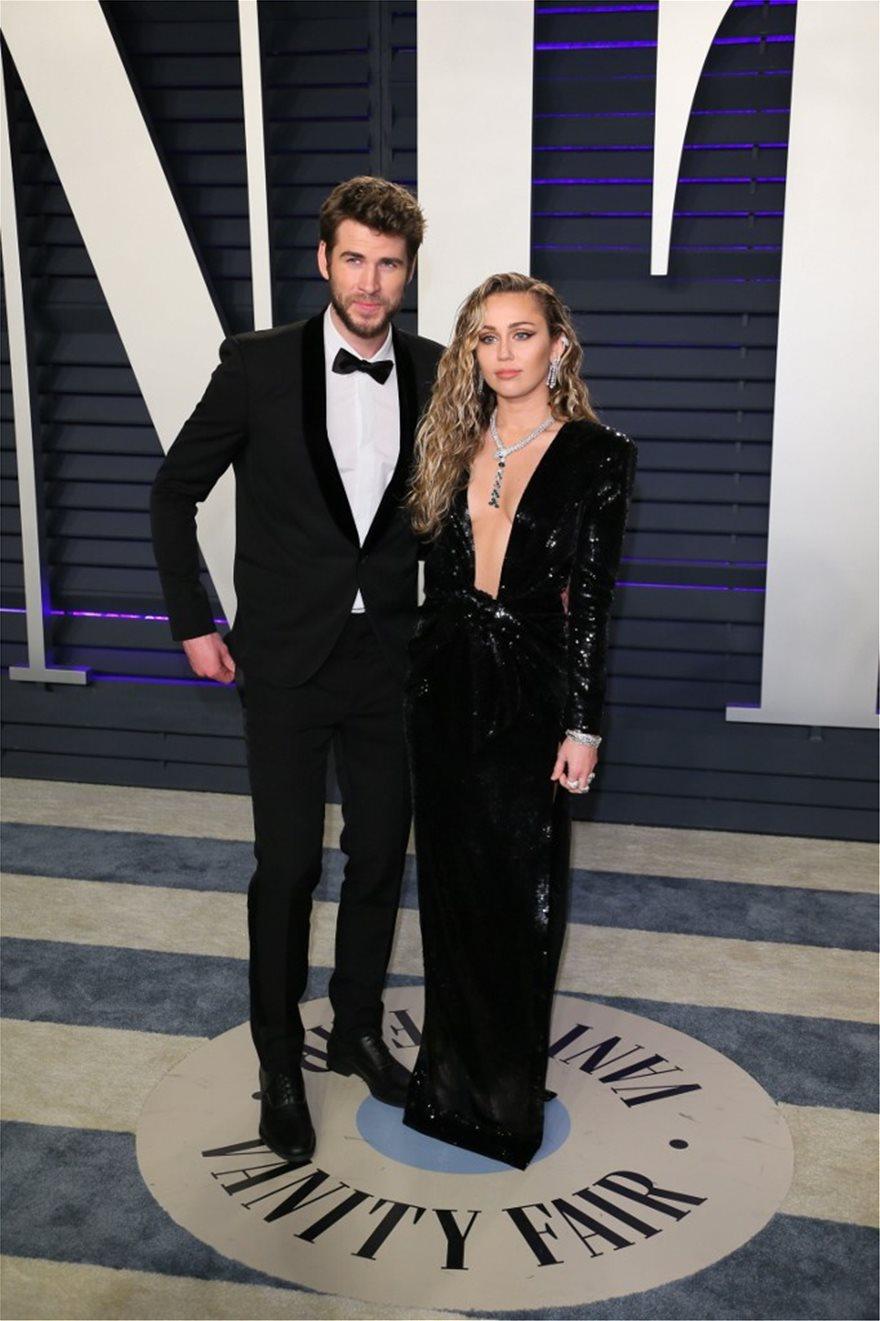 Miley Cyrus: Ούτε έναν χρόνο δεν κράτησε ο γάμος της με τον Liam Hemsworth - Φωτογραφία 4