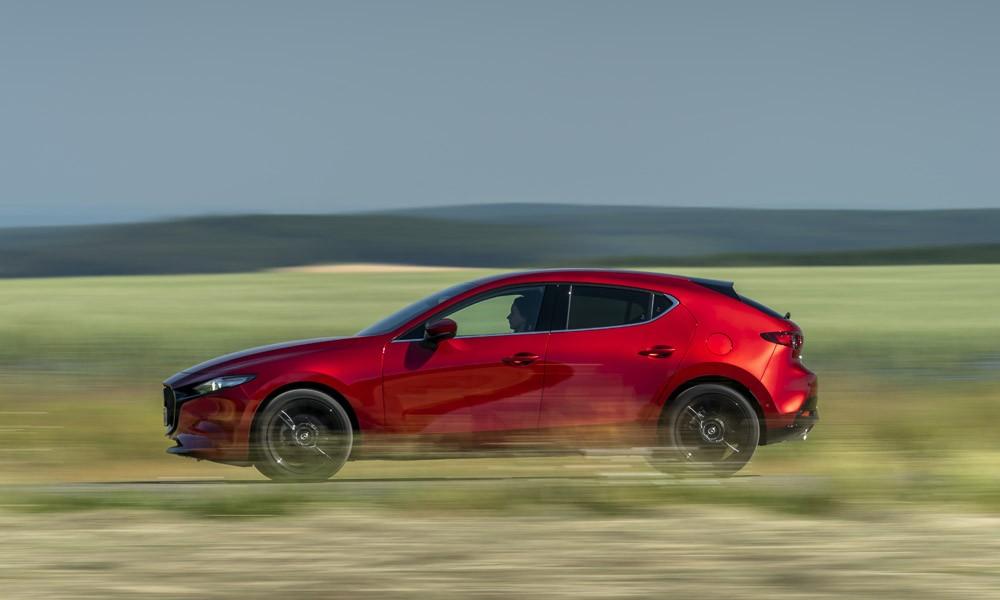 Mazda 3 SkyActiv-X - Φωτογραφία 4