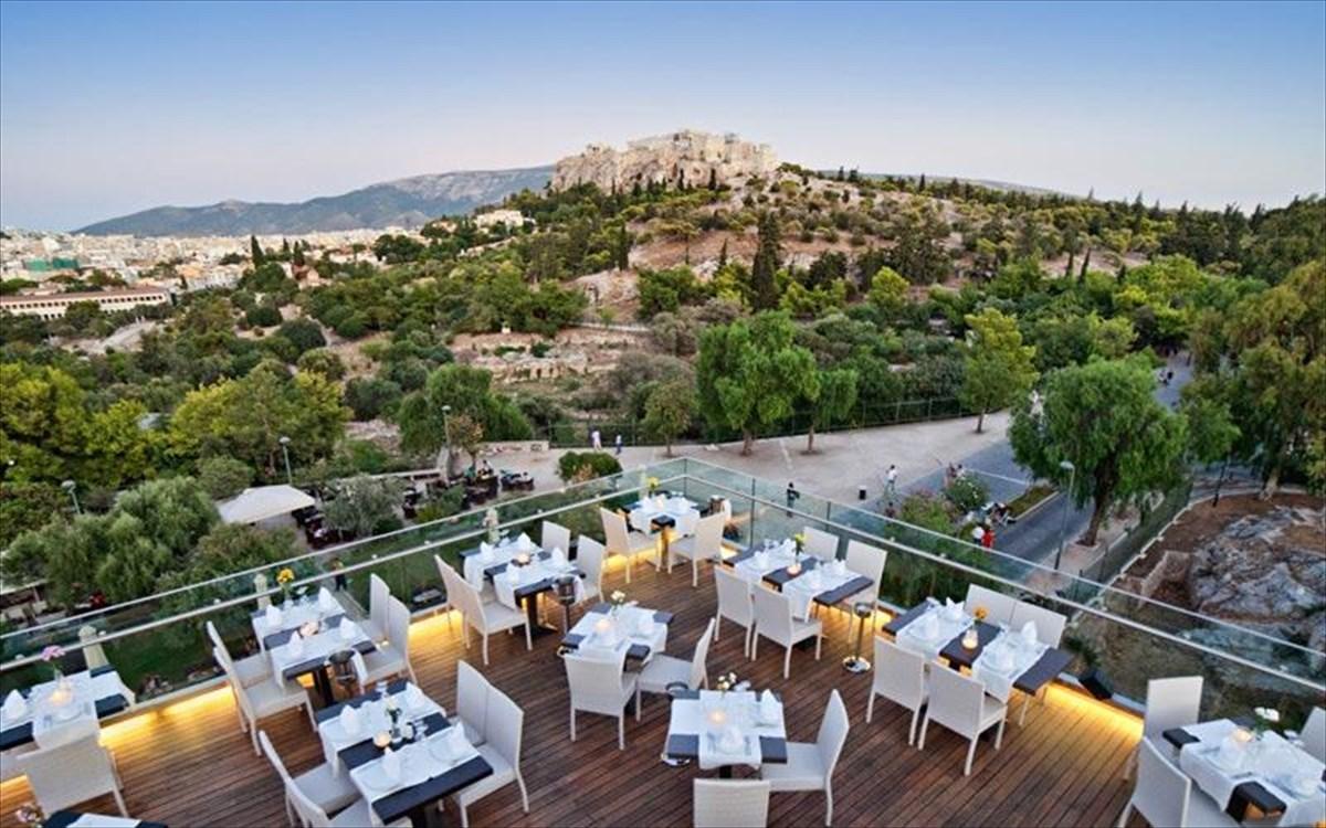 Πέντε ταράτσες στην Αθήνα για το καλοκαίρι - Φωτογραφία 5