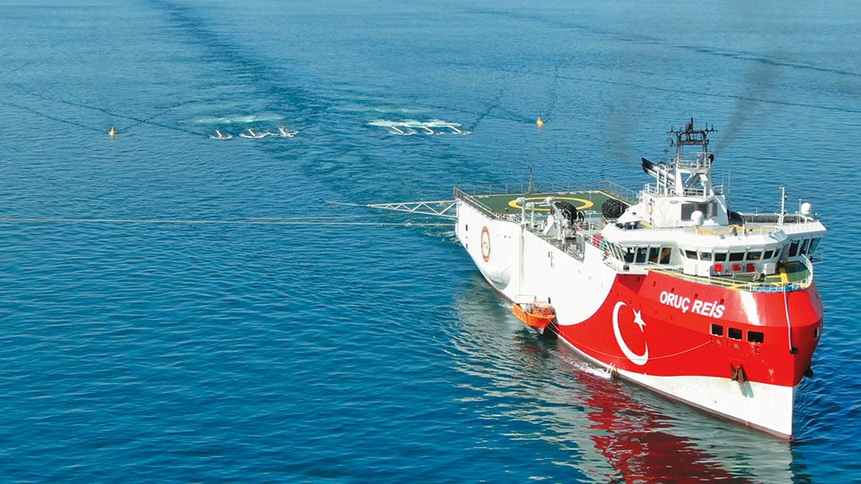 Ετοιμότητα σε Ελλάδα και Κύπρο μετά τις απειλές Ερντογάν - Φωτογραφία 1