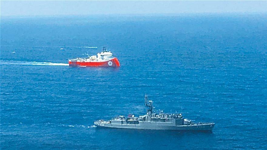 Ετοιμότητα σε Ελλάδα και Κύπρο μετά τις απειλές Ερντογάν - Φωτογραφία 3