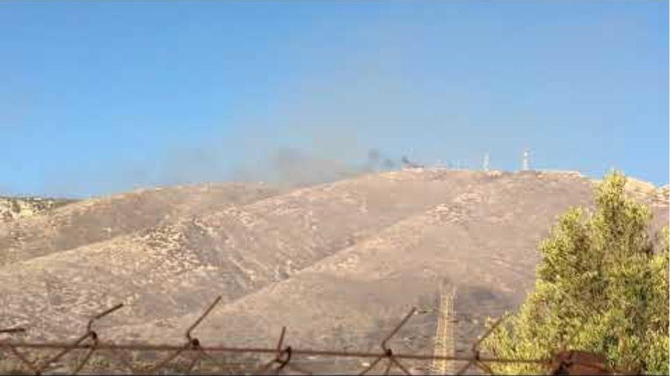 Φωτιά στον Υμηττό: Δεν υπάρχει ενεργό μέτωπο λέει η πυροσβεστική - Φωτογραφία 2