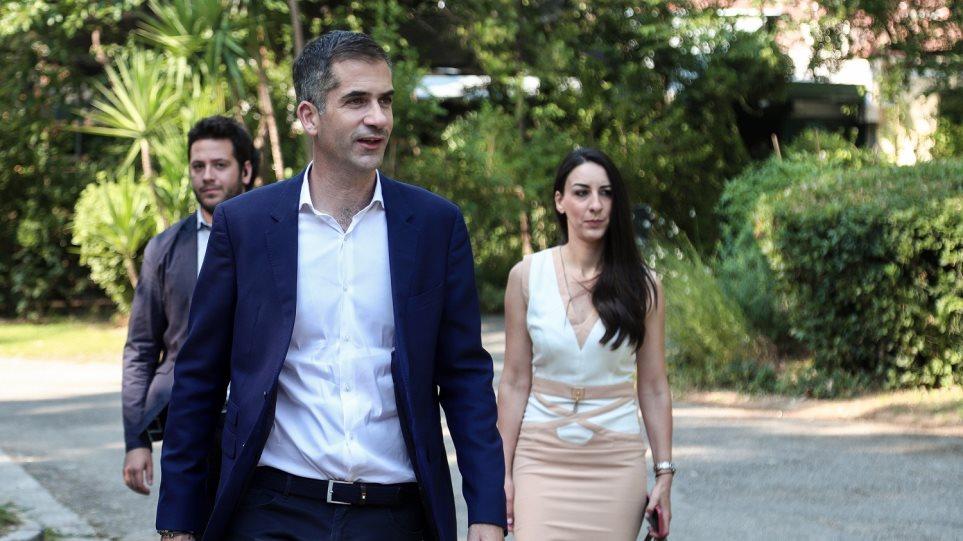 Στην Ακαδημία Πλάτωνος ορκίζεται Δήμαρχος Αθηναίων ο Κώστας Μπακογιάννης - Φωτογραφία 1