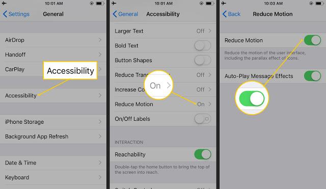 Συμβουλές για να στύψετε την μπαταρία του iPhone και να κρατά περισσότερο - Φωτογραφία 7
