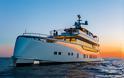 To γιοτ των 15 εκατομμυρίων Ευρώ που κάνει τη φράση «πλωτό παλάτι» να μοιάζει… φτωχή (εικόνες)