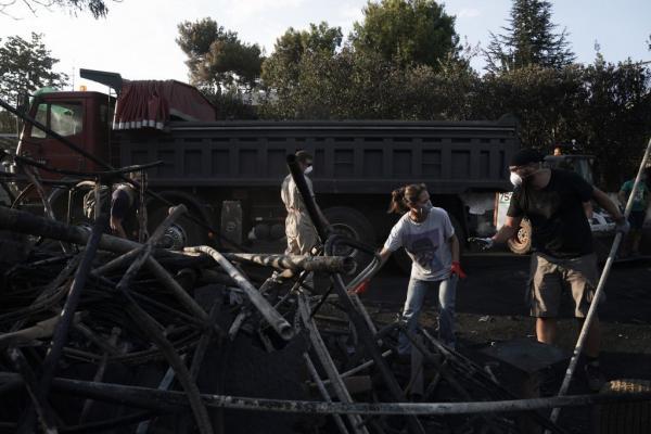 Η εγκύκλιος του Υπουργείου Υγείας για τις Πυρκαγιές: Όλα όσα πρέπει να ξέρετε - Φωτογραφία 4
