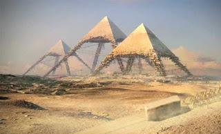 Tο μυστήριο λύθηκε! Πως έχτισαν τις πυραμίδες της Αιγύπτου - Φωτογραφία 1
