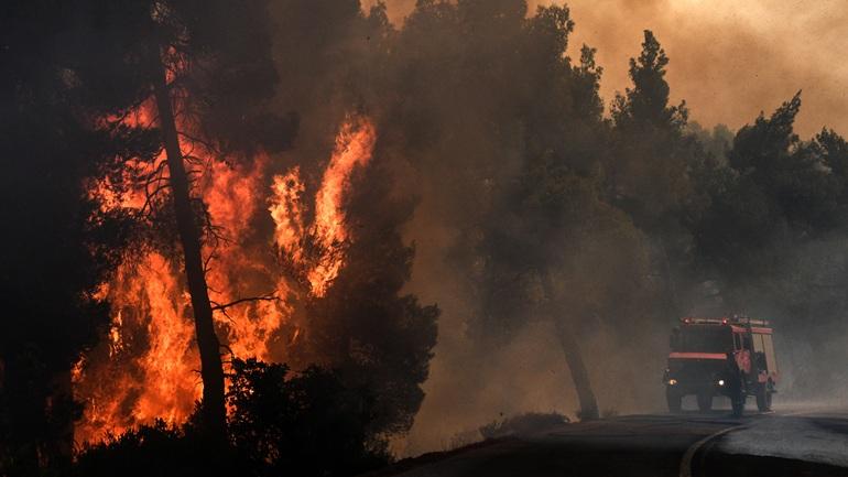 Ο ΙΣΑ εφιστά την προσοχή στις ευπαθείς ομάδες των ασθενών που εκτίθενται στον καπνό που προκαλούν οι πυρκαγιές . - Φωτογραφία 1