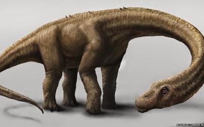 Το μεγαλύτερο ζώο που περπάτησε ποτέ στη Γη. Dreadnoughtus» («Ατρόμητος») - Φωτογραφία 1