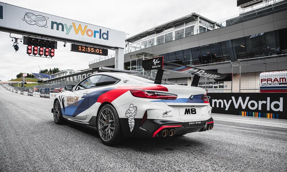 BMW M8 Competiton  MotoGP - Φωτογραφία 3
