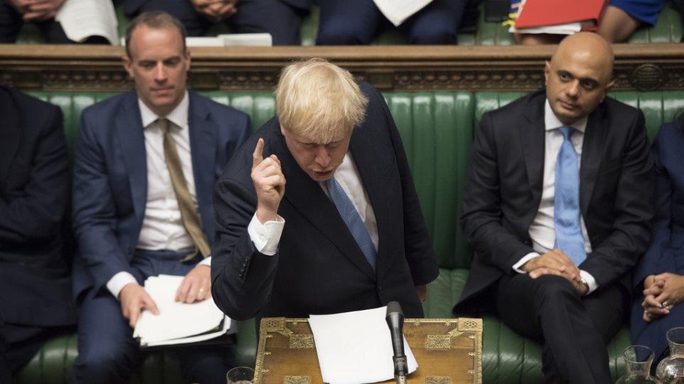 Πυρετός στη Βρετανία για το ενδεχόμενο άτακτου Brexit: Κόντρα προέδρου Βουλής - Τζόνσον - Φωτογραφία 1