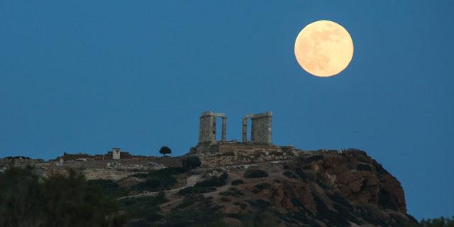 Πανσέληνος τον Δεκαπενταύγουστο -Γιατί θα είναι μικρότερο το φεγγάρι από κάθε άλλη φορά - Φωτογραφία 1