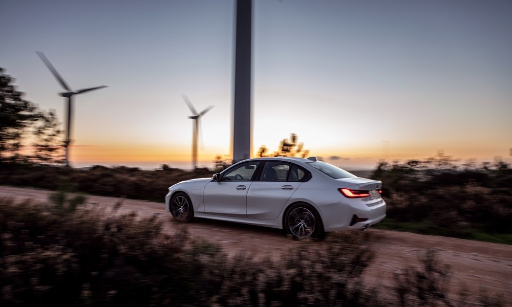 BMW 330e - Φωτογραφία 3