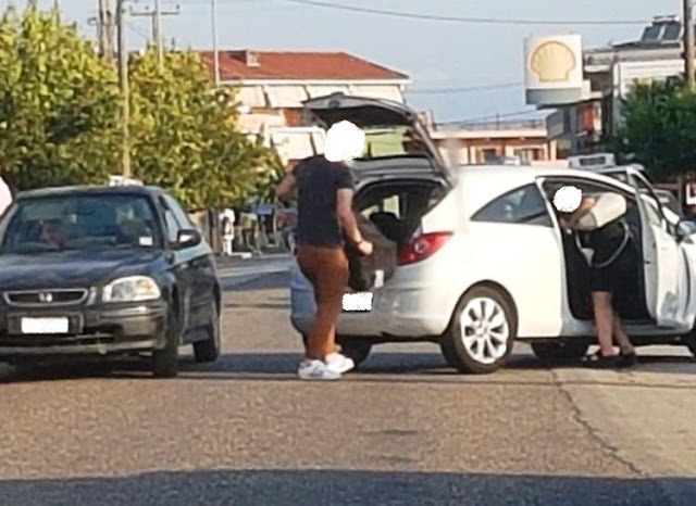 Τροχαίο ατύχημα στη ΒΟΝΙΤΣΑ – Από θαύμα δεν προκλήθηκαν τραυματισμοί (ΔΕΙΤΕ ΦΩΤΟ) - Φωτογραφία 2