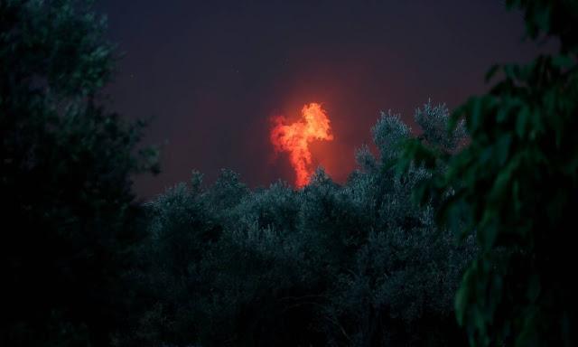 Πύρινος «Αρμαγεδδών»: Ενεργοποιήθηκε το ευρωπαϊκό πρόγραμμα Copernicus για τις φυσικές καταστροφές – 56 πυρκαγιές σε ένα 24ωρο - Φωτογραφία 1