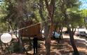ΔΗΜΟΣ ΛΑΥΡΕΩΤΙΚΗΣ: Απομάκρυνση προσωρινής Δομής Φιλοξενίας Προσφύγων