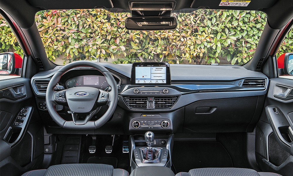Ford Focus 1.0 EcoBoost VS Hyundai i30 1.0T VS Toyota Corolla 1.2T - Φωτογραφία 4