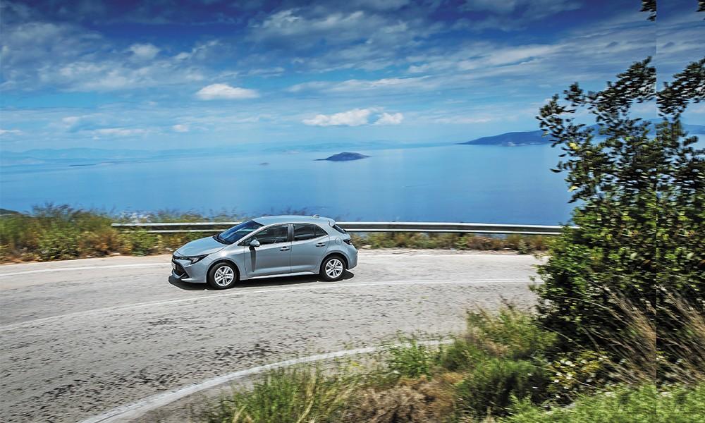 Ford Focus 1.0 EcoBoost VS Hyundai i30 1.0T VS Toyota Corolla 1.2T - Φωτογραφία 6