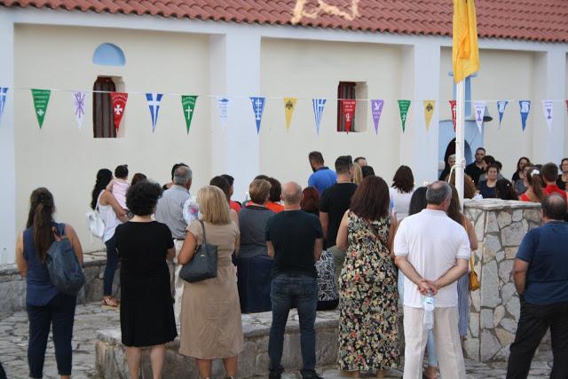 Δείτε φωτογραφίες του Πάνου Τσούτσουρα από τον Εσπερινό στην Παναγία Αχυριάτισσα στα Παλιά Αχυρά - Φωτογραφία 11