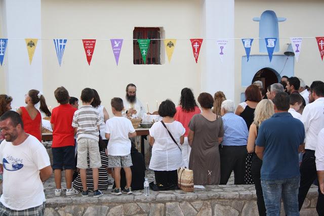 Δείτε φωτογραφίες του Πάνου Τσούτσουρα από τον Εσπερινό στην Παναγία Αχυριάτισσα στα Παλιά Αχυρά - Φωτογραφία 14