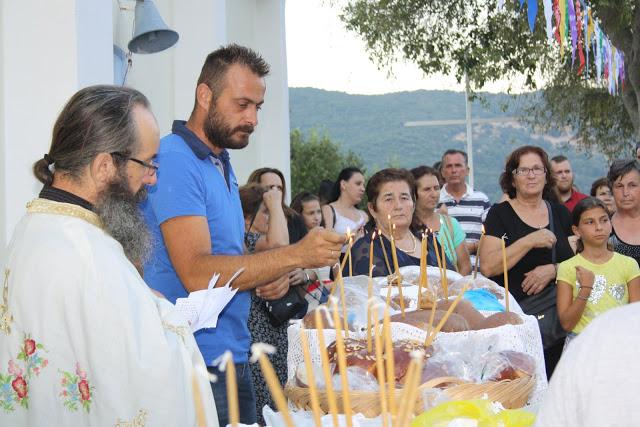 Δείτε φωτογραφίες του Πάνου Τσούτσουρα από τον Εσπερινό στην Παναγία Αχυριάτισσα στα Παλιά Αχυρά - Φωτογραφία 15