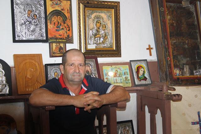 Δείτε φωτογραφίες του Πάνου Τσούτσουρα από τον Εσπερινό στην Παναγία Αχυριάτισσα στα Παλιά Αχυρά - Φωτογραφία 17