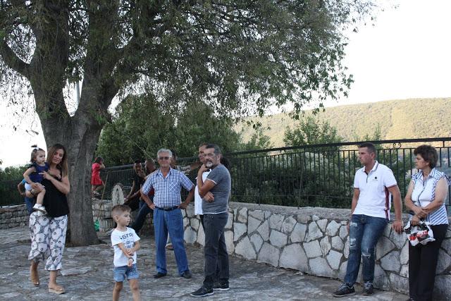 Δείτε φωτογραφίες του Πάνου Τσούτσουρα από τον Εσπερινό στην Παναγία Αχυριάτισσα στα Παλιά Αχυρά - Φωτογραφία 23