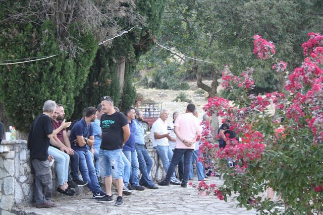 Δείτε φωτογραφίες του Πάνου Τσούτσουρα από τον Εσπερινό στην Παναγία Αχυριάτισσα στα Παλιά Αχυρά - Φωτογραφία 28