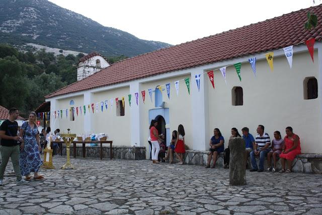 Δείτε φωτογραφίες του Πάνου Τσούτσουρα από τον Εσπερινό στην Παναγία Αχυριάτισσα στα Παλιά Αχυρά - Φωτογραφία 31